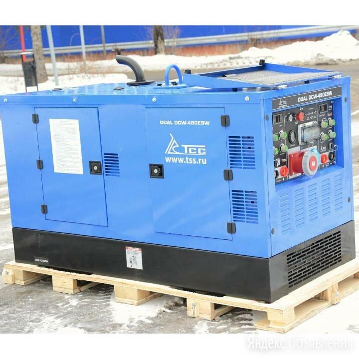 Сварочный агрегат (саг) + генератор 28 кВт по цене 1217943₽ - Электрогенераторы, фото 0