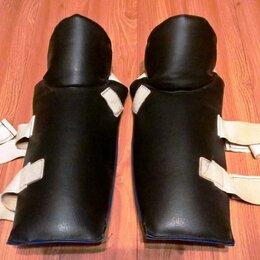 Аксессуары и принадлежности - Накладки на ноги для защиты от ударов с защитой лодыжки, 0