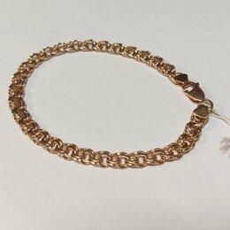 Браслеты - Золотой браслет 585 пр, 0
