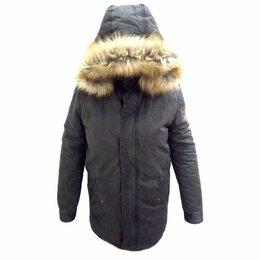 Куртки - Мужская утепленная куртка фирмы «SMOQ». Размер 46, 0