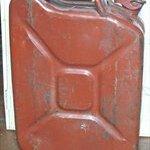Канистры - стальная канистра под бензин, 0