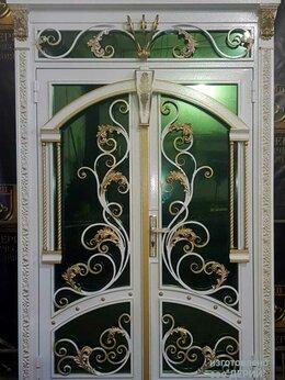 Входные двери - Дверь кованая., 0