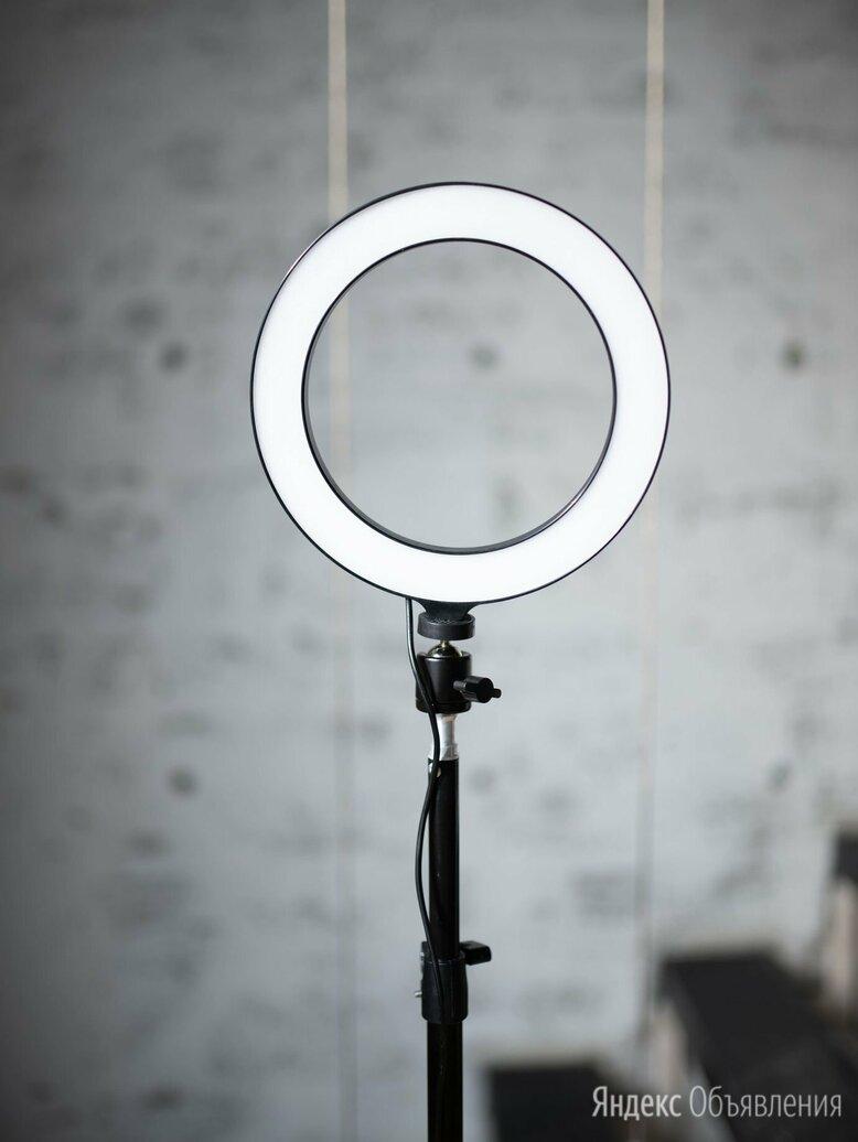 Кольцевая лампа 20 см (новая) по цене 699₽ - Осветительное оборудование, фото 0