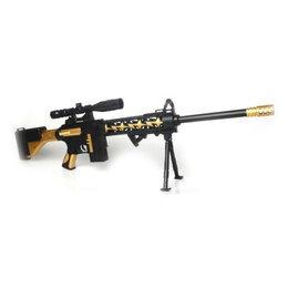 Игрушечное оружие и бластеры - Автомат с оптическим прицелом в коробке M88-3, 0