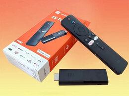 ТВ-приставки и медиаплееры - Тв-адаптер Xiaomi Mi TV Stick 2K HDR, 0