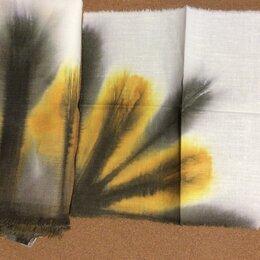 Скатерти и салфетки - Скатерть льняная  и 12 салфеток авторская, 0