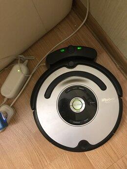 Роботы-пылесосы - робот-пылесос IRobot Roomba (600 серия), 0
