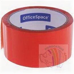 Строительный скотч - Скотч 48мм х 40 м OfficeSpace, 45мкм, оранжевая,…, 0