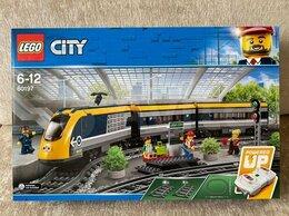 Детские железные дороги - Lego City 60197 Пассажирский поезд Новый, 0