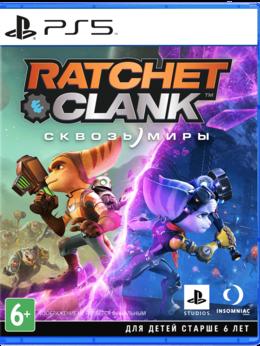 Игры для приставок и ПК - Ratchet and Clank: Rift Apart (Сквозь Миры)[PS5,…, 0