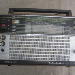 Радиоприемники - Радиоприёмник Океан-209 СССР, 0