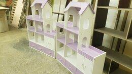 Хранение игрушек - Кукольный Дом полка домик шкаф. Стеллаж шкафчик…, 0