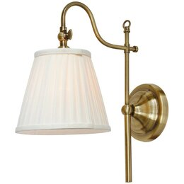 Бра и настенные светильники - Бра (светильник настенный) Arte lamp A1509AP-1PB, 0