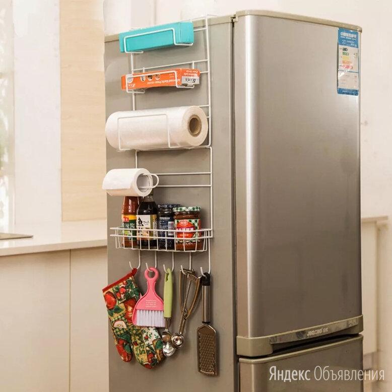 Полезный органайзер на боковую сторону холодильника  по цене 990₽ - Органайзеры и кофры, фото 0