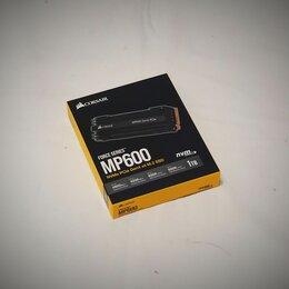 Внутренние жесткие диски - Corsair MP600 Force 1TB NvME PCI. Новый в коробке, 0