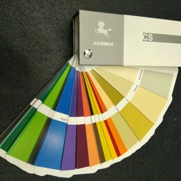 Краски - Color System (Renner) - колеровочный веер, 0