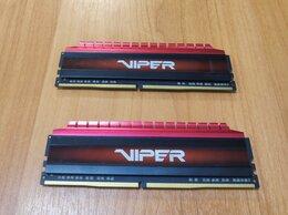 Модули памяти - Оперативная память Patriot Viper - 16 гб (2x8гб), 0