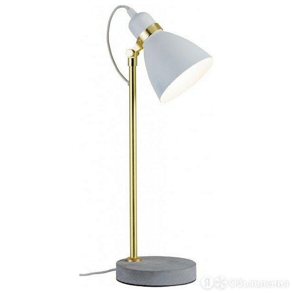 Настольная лампа офисная Paulmann Orm 79623 по цене 8520₽ - Настольные лампы и светильники, фото 0