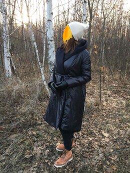 Пуховики - Парка пальто очень тёплое и легкое размер 44-48, 0
