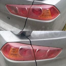 Электрика и свет - Фонари задние в крышку, крыло лансер 10 Lancer x, 0