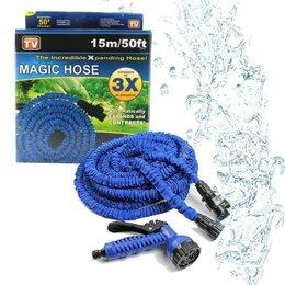 Шланги и комплекты для полива - Шланг поливочный Magic Hose 15 м, 0
