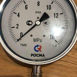Измерительные инструменты и приборы - Манометр ТМ-621Р.00 0-16МПа, 0