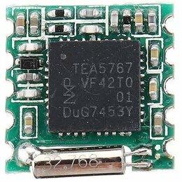 Радиотюнеры - Модуль FM стерео радио на IC TEA5767, 0