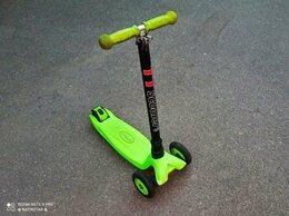 Самокаты - Самокат детский трёхколёсный TT Scooter Tech Team, 0