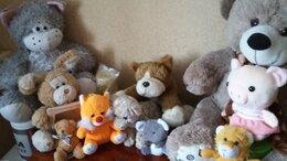 Мягкие игрушки - Мягкие игрушки -самая любимая игра, 0