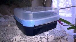 Контейнеры и ланч-боксы - посуда Тапервер кристальные емкости, 0