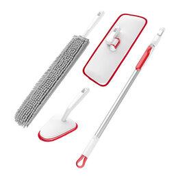 Швабры и насадки - Комплект 3 в 1 для уборки Xiaomi Appropriate…, 0
