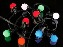 Уличное освещение - Гирлянда Белт-лайт Rich LED RL-BL2-50M-125-B, 0