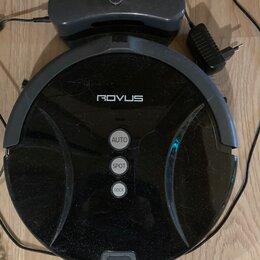 Роботы-пылесосы - Робот пылесос Rovus, 0
