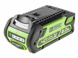 Аккумуляторы и зарядные устройства - Аккумулятор GreenWorks G40B2, 0