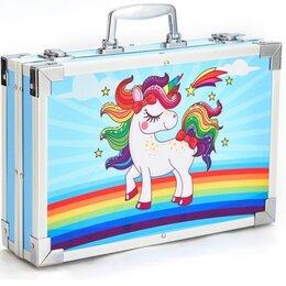 Рисование - Набор художника в чемодане, 0