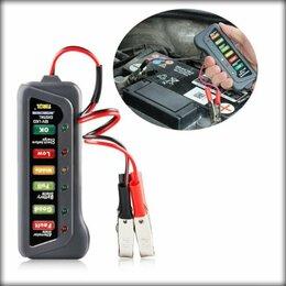 Измерительные инструменты и приборы - Тестер аккумулятора ( генератора), 0