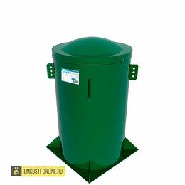 Комплектующие водоснабжения - Пластиковый кессон Alta Kesson А 1500 без горловины, 0
