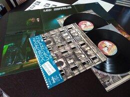 Виниловые пластинки - Led Zeppelin – Physical Graffiti - 2LP-Japan…, 0