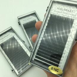 Для глаз - Ресницы для наращивания МИКС Nagaraku, 0