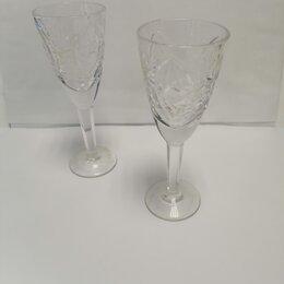 Бокалы и стаканы - хрустальные фужеры, 0