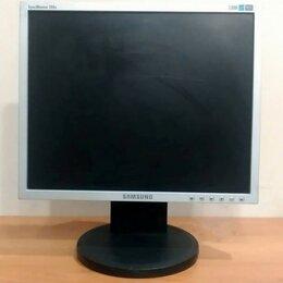 """Мониторы - Монитор с дефектом ЖК 17"""" 5:4 Samsung 740N серебри, 0"""