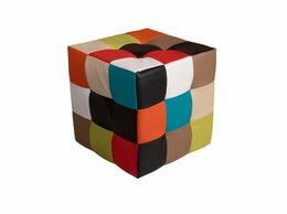 Пуфики - Пуф Кубик-Рубик, 0