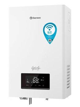 Отопительные котлы - Электрический котел Thermex Grizzly Wi-Fi 5-12…, 0