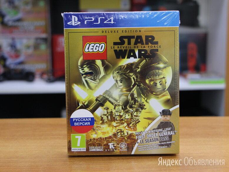 LEGO Звездные войны: Пробуждение Силы - PS4 Новый диск по цене 1890₽ - Игры для приставок и ПК, фото 0