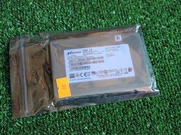 Внутренние жесткие диски - SSD Crucial 1300 Micron 256Gb, 0