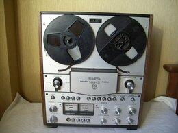 Музыкальные центры,  магнитофоны, магнитолы - Илеть 102-2 (серебро ) - магнитофон, 0