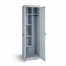 Мебель для учреждений - Шкаф металлический для хранения инвентаря, 0