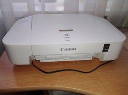 Принтеры и МФУ - Принтер цветной Canon Pixma iP2840, 0