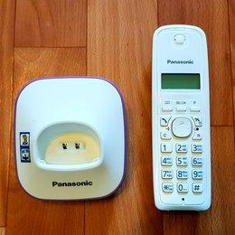 Проводные телефоны - Беспроводной телефон Panasonic, 0
