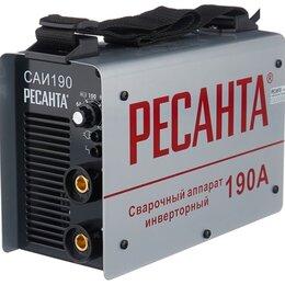 Сварочные аппараты - Инвертор Ресанта  САИ 190, 0